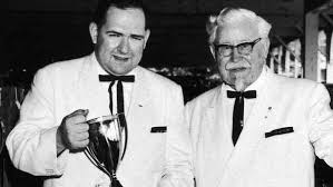The Truth About Wendy's Owner Dave Thomas' Relationship With Colonel Sanders