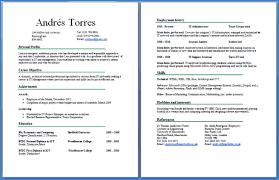 write up a cv online write up a resume
