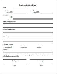 report formats in word incident report template templates excel formats form for word