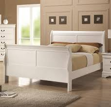 Image High Gloss Louis Philippe Classic White Wood Queen Size Bed Pinterest Louis Philippe Classic White Wood Queen Size Bed Coaster Furniture