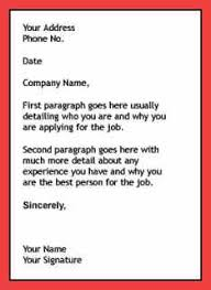 Simple Sample Cover Letters Simple Sample Cover Letter For Job Application Shared By Lilah