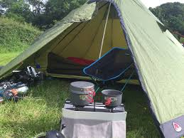 the inner tent clips into the flysheet and includes a sewn in bathtub groundsheet with mini poles at the peg in points which provide both height and