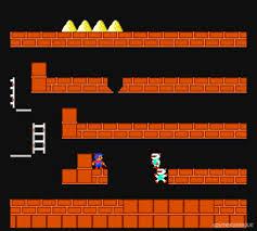 lode runner gamefabrique
