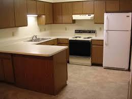 simple kitchen area design