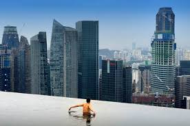 infinity pool singapore hotel. Marina Bay Sands Skypark Infinity Pool Singapore 57 Storeys High 5 The In Hotel