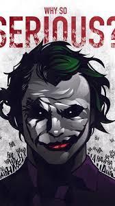 Joker Face Smile, why so serious, joker ...