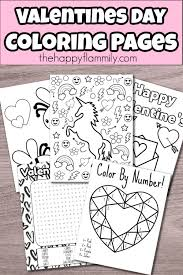 There are 20+ different pages to choose from. Valentines Day Coloring Pages Pdf