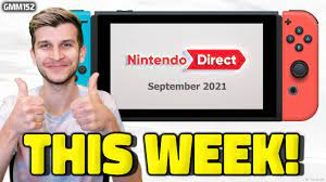 Nintendo Direct THIS WEEK For Switch Updates!! Here's Why... - YouTube