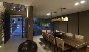 modern mansion dining room. Architecture Large-size Modern Awesome Design Of The Luxury Wood Glass Stone House That Mansion Dining Room A