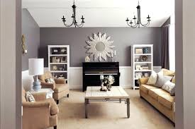 sectional l shaped upholstered beige couches dark notch white furry rug interior design ideas grand living rooms hanging black couch room
