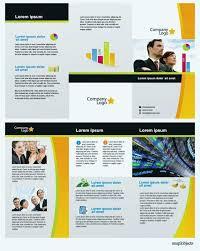 Free Brochure Template For Word Stunning Word Brochure Template Fold Free Templates Publisher For Mac Blank Tri