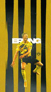 Whether you're looking for the best football pictures to decorate your home or office, or looking for a football poster or print as a gift for a football fan, you can choose from a huge range of iconic and current football pictures. Haaland Bvb Wallpaper Kolpaper Awesome Free Hd Wallpapers