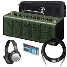 yamaha thr10x. get quotations · yamaha thr10x hi-gain desktop guitar amp pak w/ carrying bag, headphones \u0026 thr10x