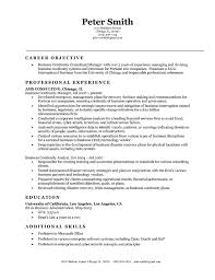 Business Resume Templates Resume Builder