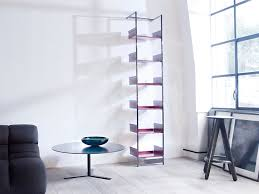 wall mounted powder coated steel shelving unit pool 220 by mox