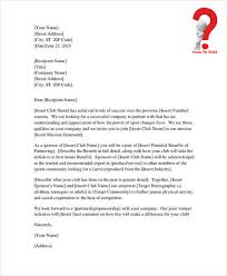 Formal Business Letterhead How To Write A Business Letter For A Company With Example