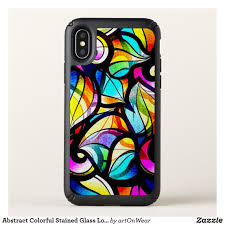 Speck Design Abstract Colorful Stained Glass Look Design Speck Iphone