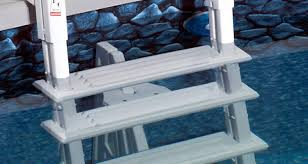 ladders for the above ground pool