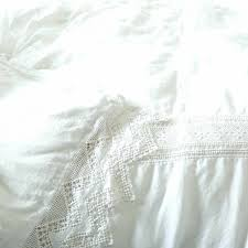 black lace duvet cover full size of tablecloth cream double trimmed pink and