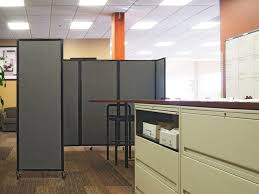 office space divider. Versare Room Divider 360 Separates Office Space A