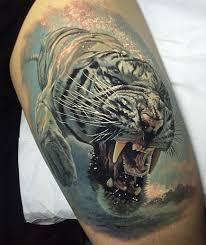 искусство талантливого стива бутчера гиперреалистичные татуировки