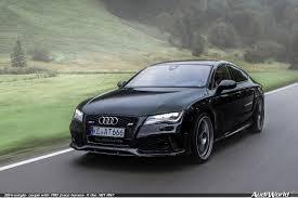 "Drivestyle"" coupé with 700 ""race horses"" – the ABT RS7 - AudiWorld"