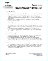 career objective of resume career objectives on resume englishor com