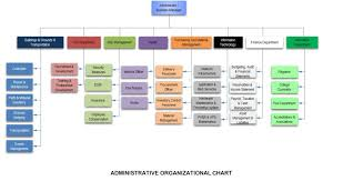 School Organization Charts Organisational Charts The International School