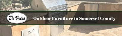 outdoor furniture in somerset county in nj