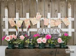 garden decor from curbside picket fence prodigal pieces