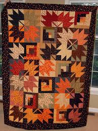 15 best Patchwork & Quilting images on Pinterest | DIY, Applique ... & Maple Leaf Quilt. Log Cabin ... Adamdwight.com