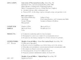 Advertising Internship Resume Amazing Objective For Resume Internship Related Post Engineering Internship