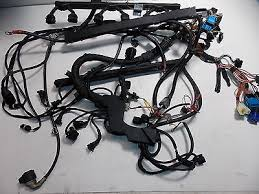 01 02 bmw e46 complete main engine wiring wire harness oem bmw e46 engine wiring harness automatic m54 oem 01 05 323 325 328 330