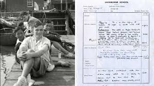 a codebreaker s education alan turing school report goes on show