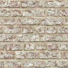 arthouse rustic brick pattern painted