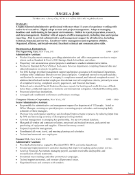 Template Administrative Assistant Objective Resume Samples Statement
