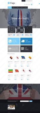 Free Website Design Templates Magnificent Custom Website Design Politics Mailchimp Ready Template Custom