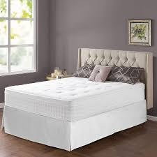 bed frame and mattress set. Night Therapy ICoil 12 Bed Frame And Mattress Set L