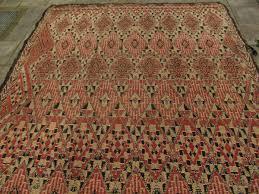 semi antique moroccan berber carpet higly decorative size ca 300cm x 235cm