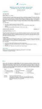 Senior Designer Resumes Graphic Design Resume Sample Senior Designer Cv Example