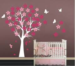 Small Picture 23 Nursery Wall Decals For Baby Girl Sticker Mural Chambre Bb