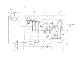 Patent us6819007 inverter type generator patents patent drawing yamaha wiring diagram starter diagram