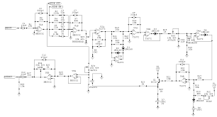weak joe optical compressor basic schematic showing modifications
