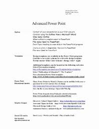 Art Resume Templates Microsoft Word Lovely Free Resume Templates In