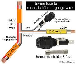 Fuse Wire Gauge Chart Single Phase 3 Phase Wire And Breaker Size Chart Resources