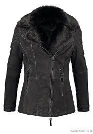 weird women s leather leather jackets jacket skylla oavef gipsy mail black black