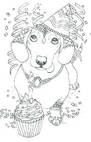 Dachshund Coloring Book Pages Dachshunds Coloring Pages New Best