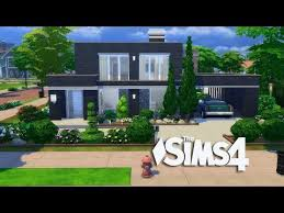 the sims 4 modern simple design
