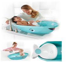 baby bathtub whale bath tub infant newborn bathing shower fisher