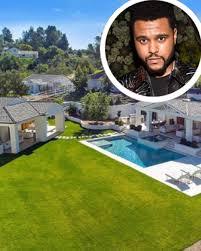 See photos inside The <b>Weeknd's</b> new $20 million <b>house</b>